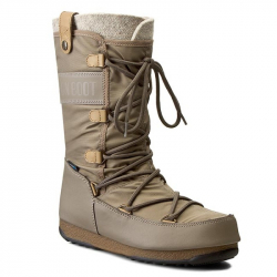 Dámská zimní obuv vysoká MOON BOOT-MBMONACOFELT004