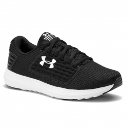 Dámska športová obuv (tréningová) UNDER ARMOUR-UA W Surge SE-BLK
