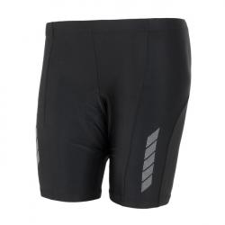 Detské cyklistické nohavice SENSOR-Kraťasy Entry dětské černé 16