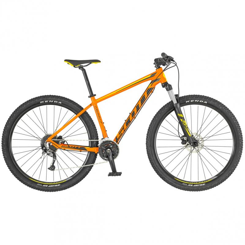 Horský bicykel SCOTT-Aspect 940 orange/yellow -