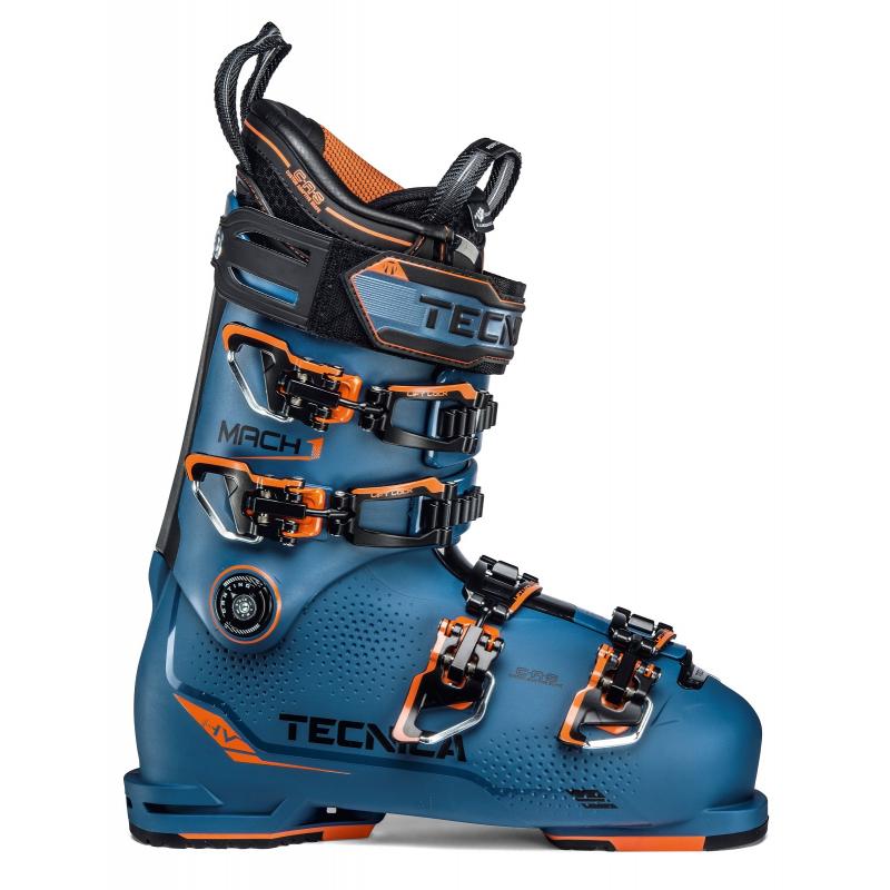 TECNICA-Mach1 120 HV, dark process blue Modrá 45 (MP295) 19/20