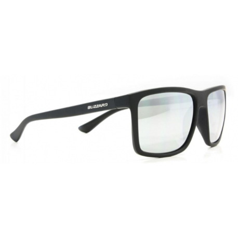 Športové okuliare BLIZZARD-Sun glasses POLSC801011, rubber black, 65-17-140