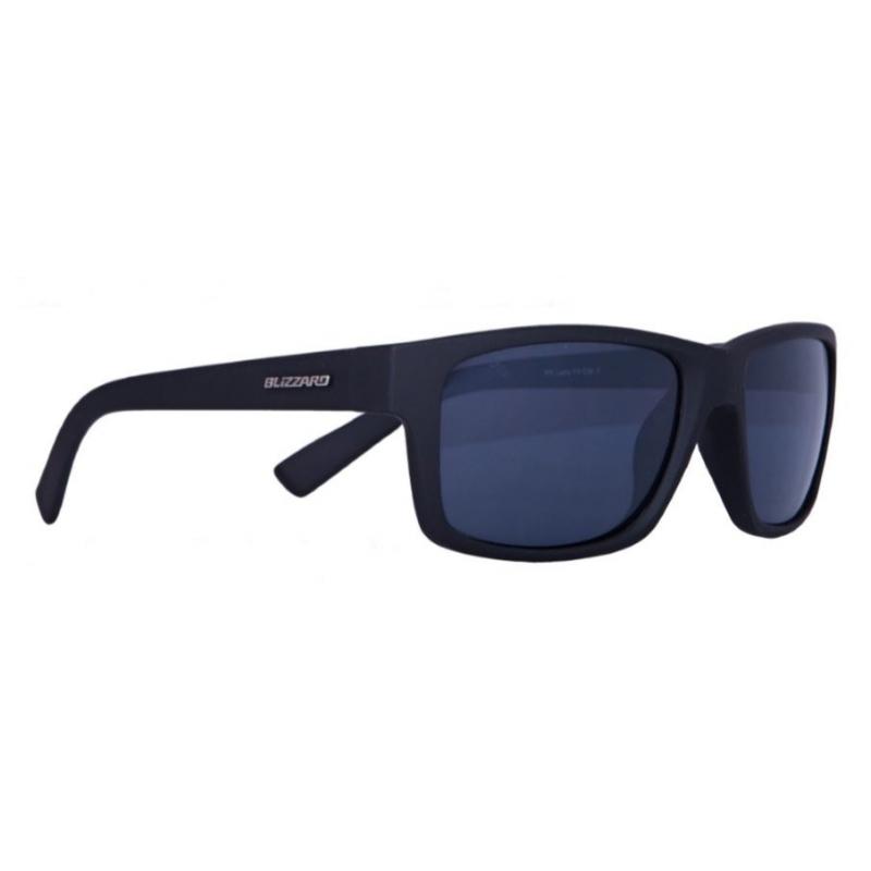 Športové okuliare BLIZZARD-Sun glasses POLSC602111, rubber black, 67-17-135 -
