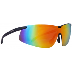 Športové okuliare BLIZZARD-Sun glasses PC4391120, rubber black, case + spare lens, 142-