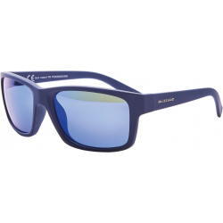 Športové okuliare BLIZZARD-Sun glasses PCSC602333, rubber dark blue, 67-17-135