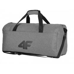 Cestovní taška 4F-UNISEX TRAVEL BAG DARK GREY-H4L20-TPU011-23S