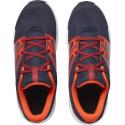 Juniorská športová obuv (tréningová) SALOMON-Sence JR ev blue/rd dahlia/cherry to -