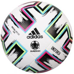 Fotbalový míč ADIDAS-Unif LGE WHITE / BLACK / SIGGNR / B