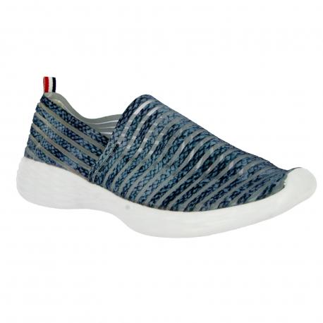 Dámska rekreačná obuv V+J-Bergen blue