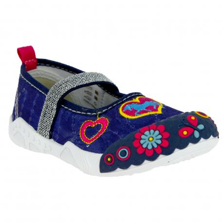 Detské sandále V+J-Verdal navy