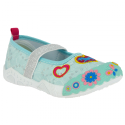 Detské sandále V+J-Verdal mint