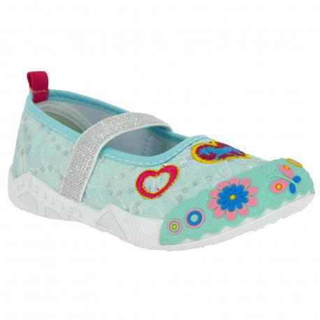 Dětské sandály V + J-Verdal mint