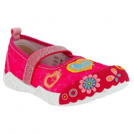 Dětské sandály V + J-Verdal fuchsia