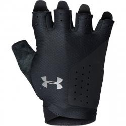 Dámske fitness rukavice UNDER ARMOUR-UA Womens Training Glove-BLK