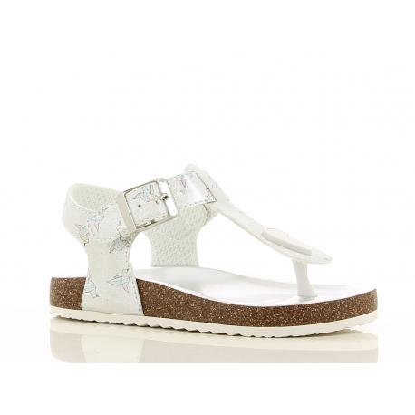 Detské sandále V+J-Lindas silver