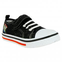 Dětská rekreační obuv V + J-meld black