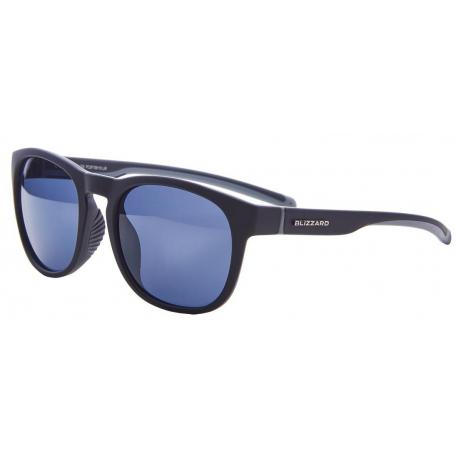 Športové okuliare BLIZZARD-Sun glasses POLSF706110, rubber black, 60-14-133