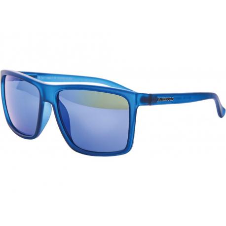 Športové okuliare BLIZZARD-Sun glasses POLSC801153, rubber trans. dark blue , 65-17-140