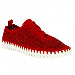 Dámská rekreační obuv V + J-Mira red