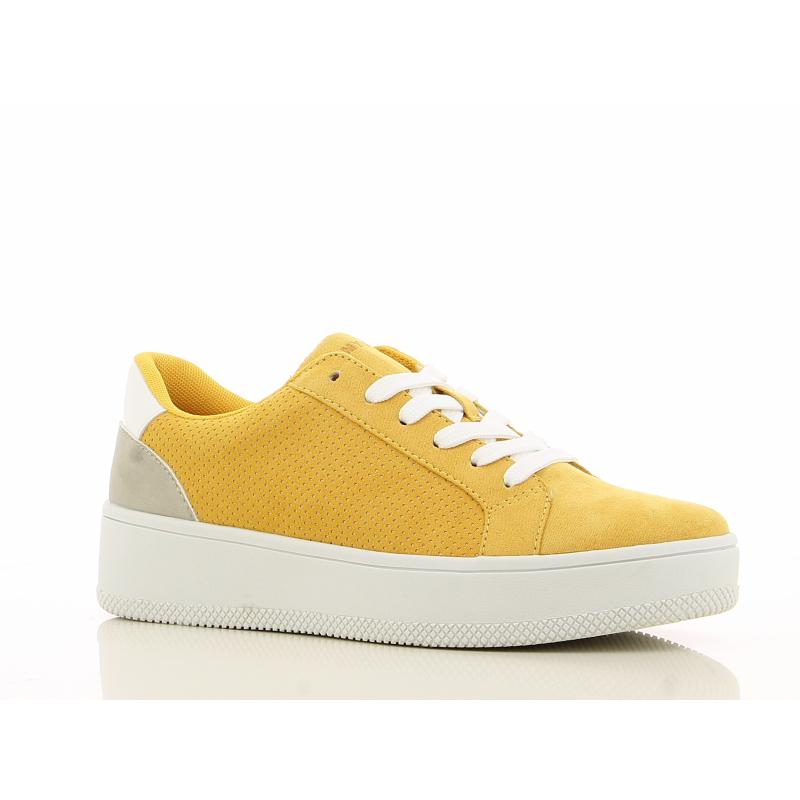 Dámska rekreačná obuv V+J-Rantila yellow -