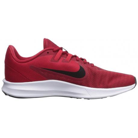 Pánska športová obuv (tréningová) NIKE-Downshifter 9 gym red/black/white