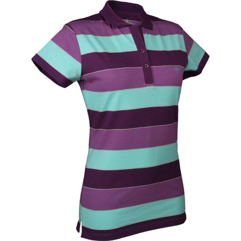 284123cb4e7a Dámske polo tričko s krátkym rukávom AUTHORITY-MAGGYA violet -