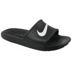 Dámska obuv k bazénu (plážová obuv) NIKE-Kawa Shower black/white