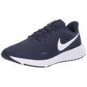 Pánska športová obuv (tréningová) NIKE-Revolution 5 midnight navy/white -