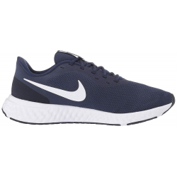 Pánska športová obuv (tréningová) NIKE-Revolution 5 midnight navy/white (EXT)