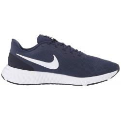Pánska športová obuv (tréningová) NIKE-Revolution 5 midnight navy/white