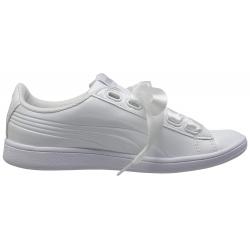Dámska rekreačná obuv PUMA-Vikky Ribbon puma white/puma white