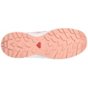 Juniorská športová obuv (tréningová) SALOMON-Sence JR garnet rose/beet red/coral almond -