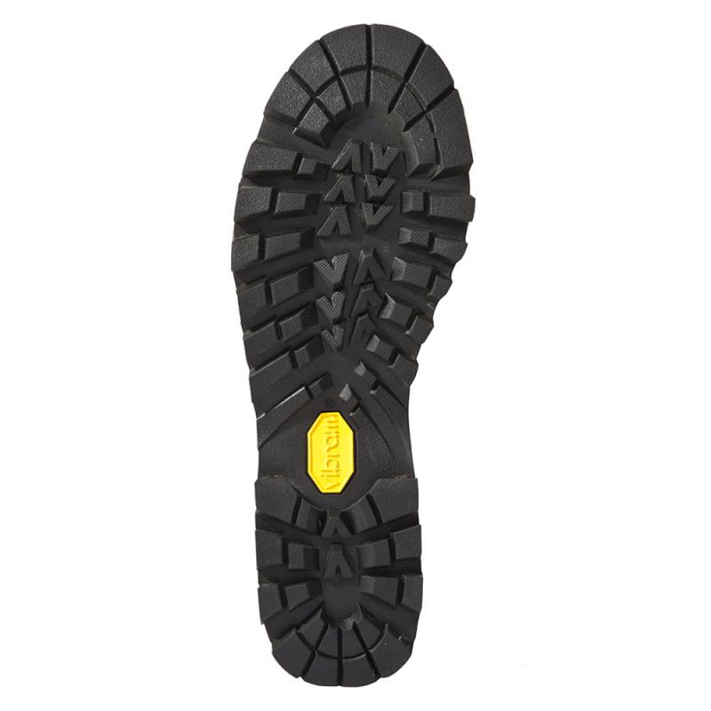 Pánska turistická obuv vysoká TREZETA-MAORI WP CARIBOU BLACK -