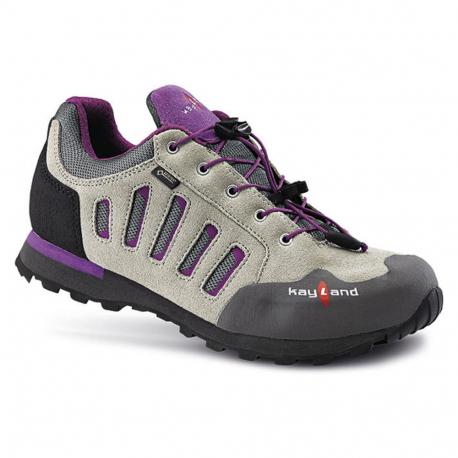 Dámska turistická obuv nízka KAYLAND-VIBE WS GTX LIGHT GREY