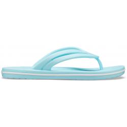 Dámska obuv k bazénu (plážová obuv) CROCS-Crocband Flip W Ice Blue