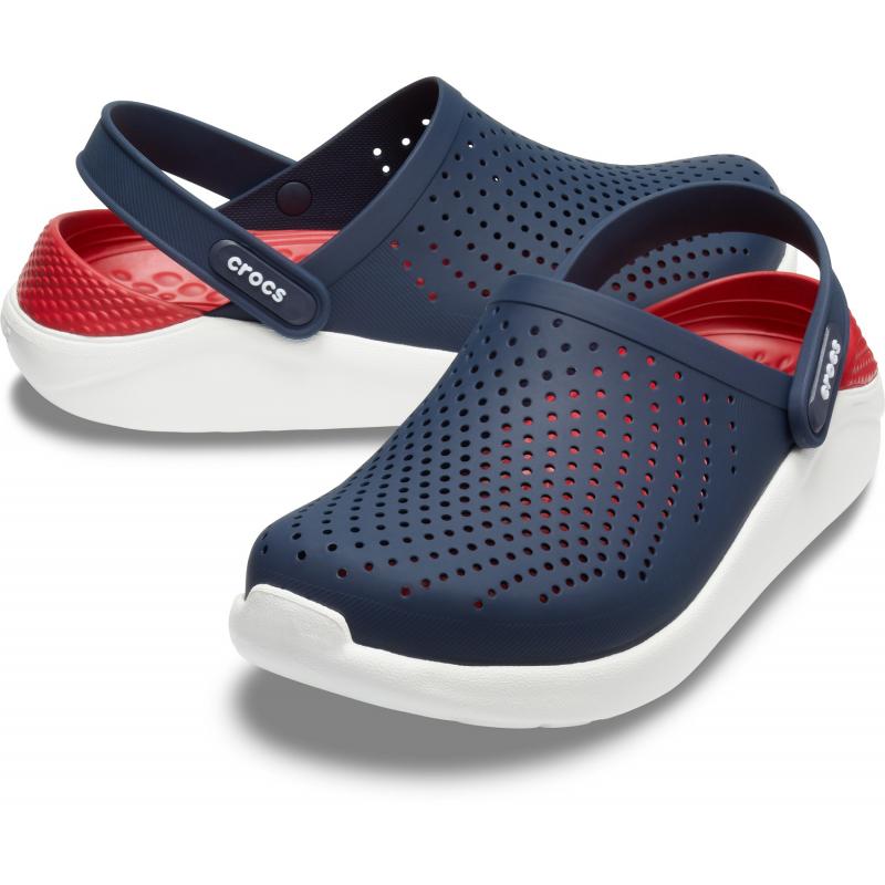 Kroksy (rekreační obuv) CROCS-LiteRide Clog navy / pepper -