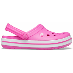 Kroksy (rekreačná obuv) CROCS-Crocband electric pink/white