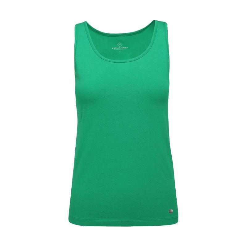 VOLCANO-T-KIRA-GREEN Zelená M