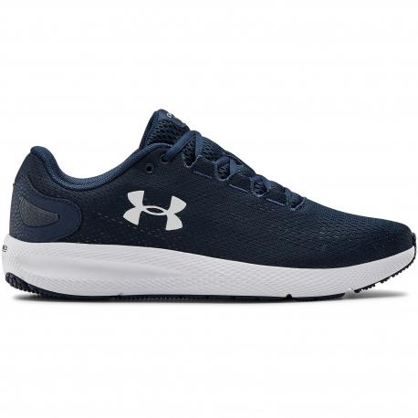 Pánska športová obuv (tréningová) UNDER ARMOUR-UA Charged Pursuit 2-NVY