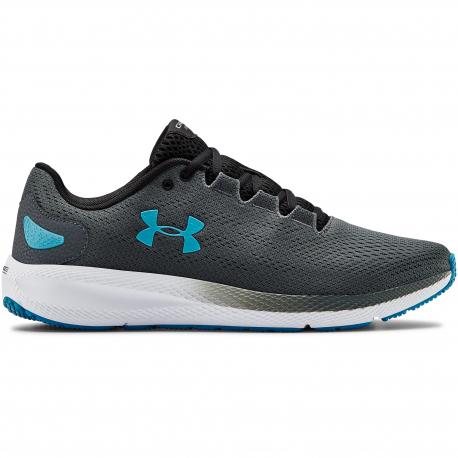 Pánska športová obuv (tréningová) UNDER ARMOUR-UA Charged Pursuit 2-GRY