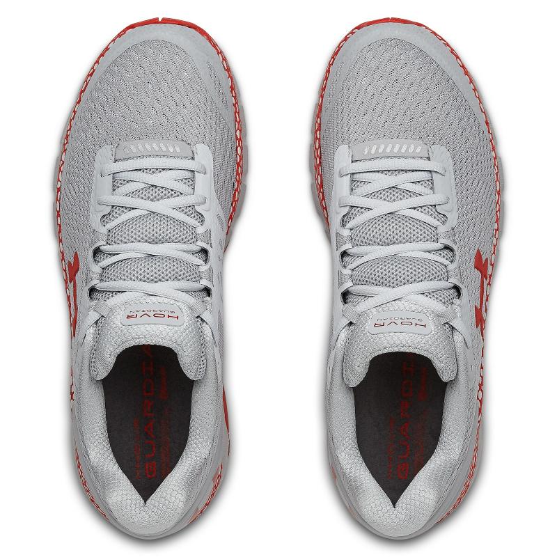 Pánska bežecká obuv UNDER ARMOUR-UA HOVR Guardian 2-GRY -
