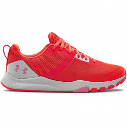 Dámska športová obuv (tréningová) UNDER ARMOUR-UA W TriBase Edge Trainer-RED