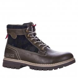 Pánská rekreační obuv NAVY SAIL-Yonka Camo military