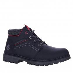 Pánská rekreační obuv NAVY SAIL-Tezze TMBL NBK black