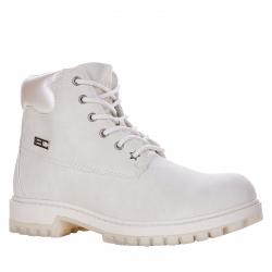 Dámská rekreační obuv ENRICO cover-Leicester NBK off white