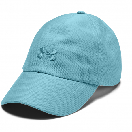 Dámska šiltovka UNDER ARMOUR-UA Heathered Play Up Cap-BLU