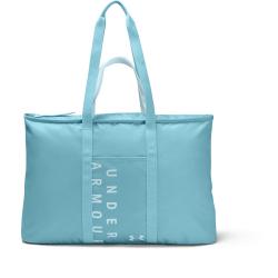 Dámská taška přes rameno UNDER ARMOUR-Womens Metallic Favorite Tote 2.0-BLU