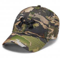 Pánská kšiltovka UNDER ARMOUR-UA Camo Cap 2.0-MIS