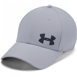 Pánska šiltovka UNDER ARMOUR-Mens Headline 3.0 Cap-GRY