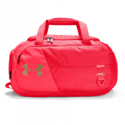 Cestovná taška UNDER ARMOUR-Undeniable Duffel 4.0 XS-RED